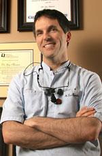 Dr. Luc Farrier, dentiste